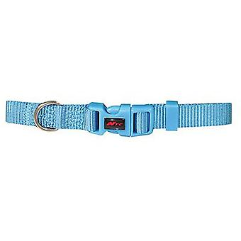 Nayeco Basic Dog Collar Blue Size XL (Dogs , Collars, Leads and Harnesses , Collars)