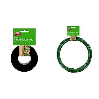 Ambassador PVC Coated Garden Wire