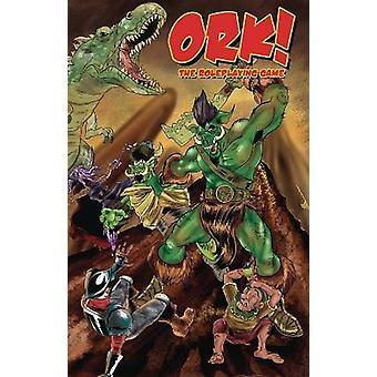 ¡Ork! El juego de rol segunda edición libro
