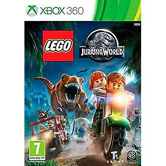 Lego Jurassic World Xbox 360 Video Game