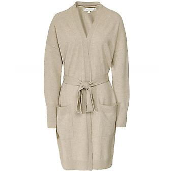 Chinti and Parker Cashmere Long Line Cardigan