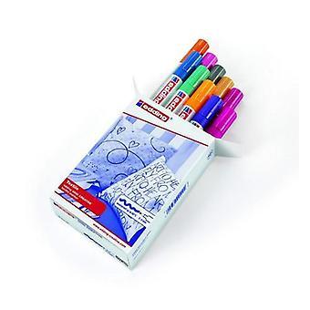 edding-4500. cr marcador textil-tendencia 10PC 2-3 mm / 4-4500099