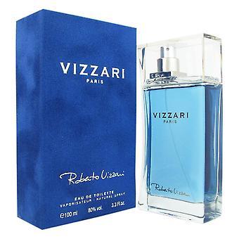 Vizzari men by roverto vizzari 3.4 oz eau de toilette spray