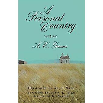 A Personal Country by Greene & A. C.