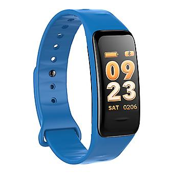 C1S multifunctional activity bracelet with color screen-blue