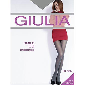 Giulia Smile Melange Tights - Hosiery Outlet