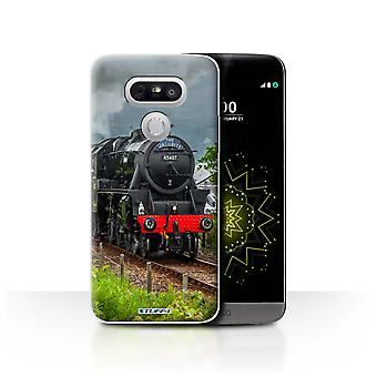 STUFF4 Case/Cover for LG G5/H850/H820/H830/Fusilier/Steam Locomotive
