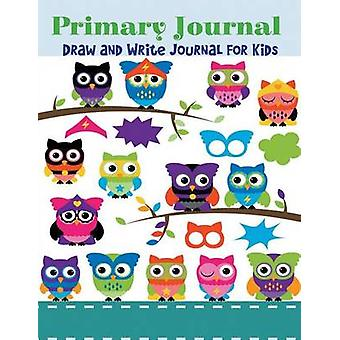 Primary Journal Draw and Write Journal for Kids by KIds & Creative