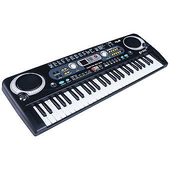 Ακαδημία μουσικής ηλεκτρικό πληκτρολόγιο 52 κλειδί