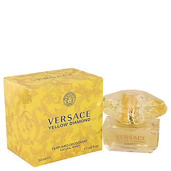 Versace Yellow Diamond Deodorant Spray By Versace   539348 50 ml