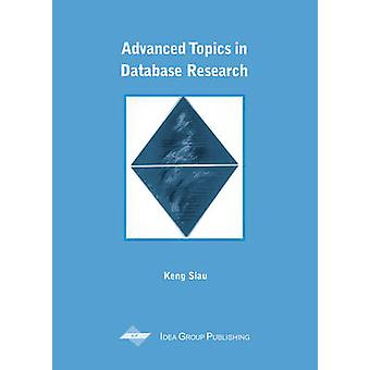 Advanced Topics in Database Research - Vol. 1 door Keng Siau - 978193070