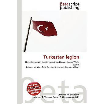Turkestan Legion by Lambert M Surhone - 9786130435745 Book
