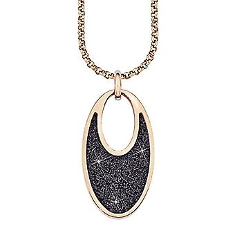 s.Oliver - Stainless steel necklace - 75 cm
