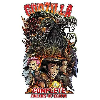 Godzilla - Complete Rulers of Earth Volume 1 by Chris Mowry - 97816840