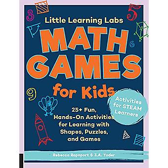 Little Learning Labs - Math Games for Kids - abridged paperback editio