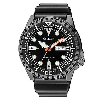 Citizen NH8385-11EE Automatic Men's Watch 46 mm