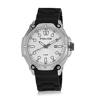 Police 13939JS/04A Protector Men's Watch - Black