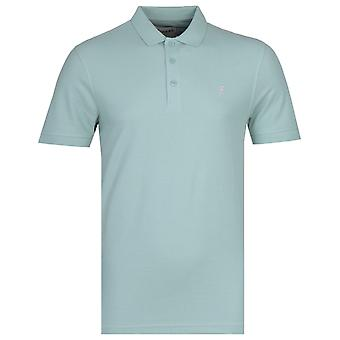 Farah Modern Fit Edición Limitada Cove 100 Pastel Camiseta Polo Verde