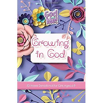 Kidz - Gam - Growing in God - Ages 6-9 - 52-Week Devotional for Girls Ag