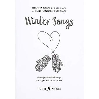 Winter Songs by Joanna Forbes L'Estrange - 9780571541379 Book