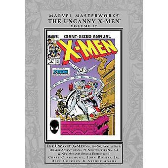 Marvel Masterworks - The Uncanny X-men Vol. 12 by Chris Claremont - 97