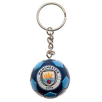 Manchester City FC jalkapallo avaimenperä