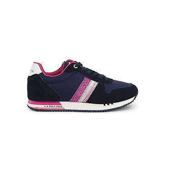 U.S. Polo Assn. - Shoes - Sneakers - CORA4205W9_TS1_DROY - Ladies - navy,orchid - EU 40