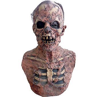 Zombie maahan murskaaja peittää Halloween