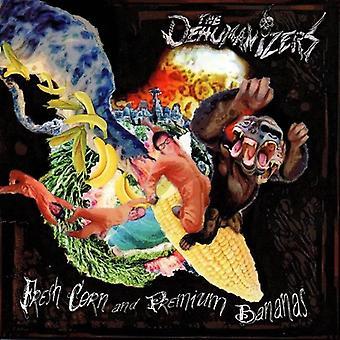 Dehumanizers - Fresh Corn & Premium Banana's [CD] USA import