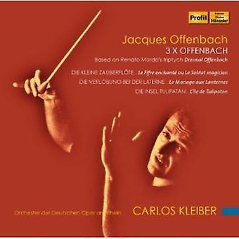 J. Offenbach - 3X Offenbach [CD] USA import