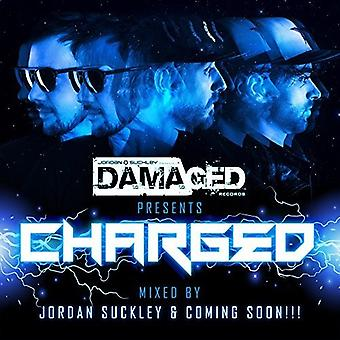 Jordan Suckley & Coming Soon - Charged [CD] USA import