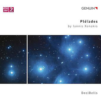 Pleiades [CD] USA import