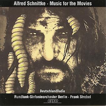 A. Schnittke - Schnittke: Música para la importación de los E.e.u.u. películas [CD]