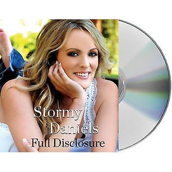 Daniels*Stormy - Full Disclosure [CD] USA import