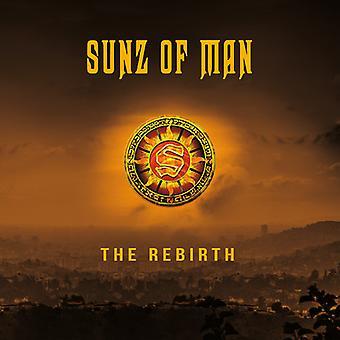 Rebirth [CD] USA import