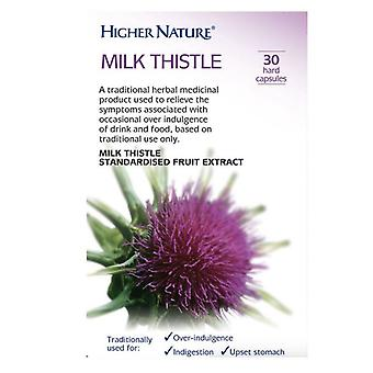 Higher Nature Milk Thistle Capsules 30 (HEMT030T)