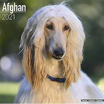 Afghan 2021 Wall Calendar by Created by Avonside Publishing Ltd