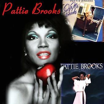 Pattie Brooks - Love Shook/Our Ms. Brooks [CD] USA import