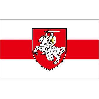 Белорусский Белый Рыцарь Пагонья Флаг Знамя