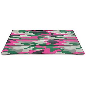 Nayeco Cool Mat Gel Camuflaje Rosa 50X40 Cm (Dogs , Bedding , Blankets and Mats)
