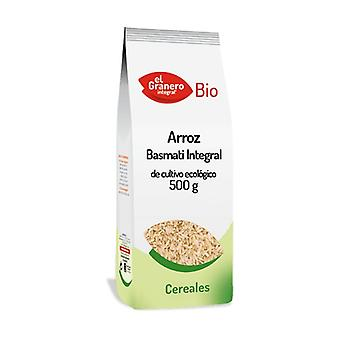 Basmati Økologisk Brown Rice 500 g