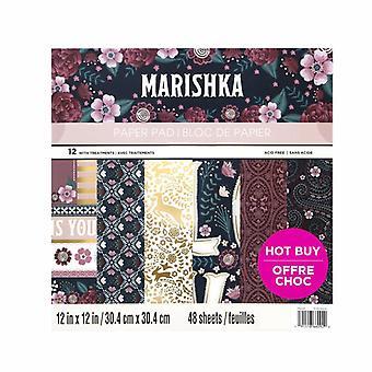 Craft Smith Marishka 12x12 Inch Paper Pad