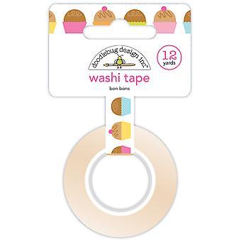 Doodlebug Design Bon Bons Washi Tape