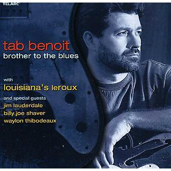 Tab Benoit - Brother to the Blues [CD] USA import