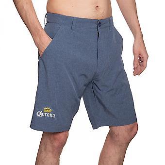 Corona Extra Navy Blue Shorts
