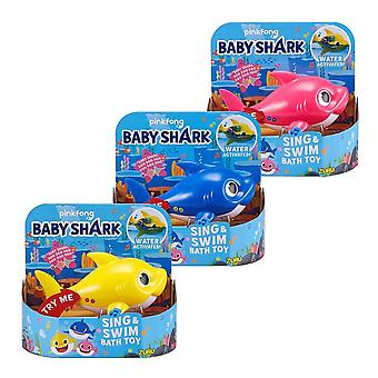 Baby Shark, Musical Bath Toy - Sold Randomly
