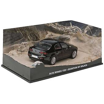 Alfa Romeo 159 from James Bond in Black (1:43 scale by Ex Mag DY063)