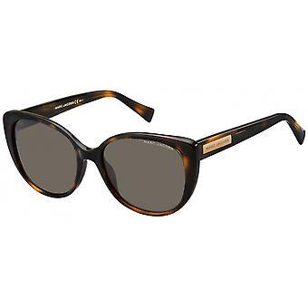 Sunglasses Women 421/S cateye havanna/grey