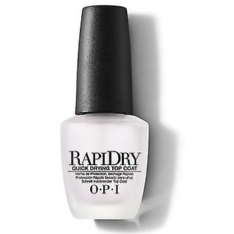 Opi Rapidry Top Coat 15 ml (Health & Beauty , Personal Care , Cosmetics , Cosmetic Sets)