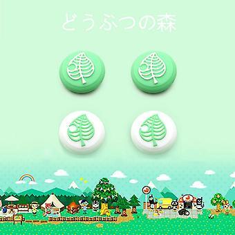 Joystick Cap Cover For Nintendo Switch Ns - Lite Animal Crossing Games Skin Joy